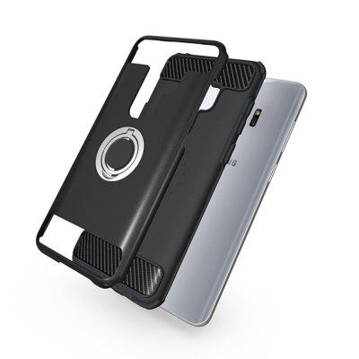 Cover Case for Samsung Galaxy S9 Plus Luxury Shockproof  Metal 360 Finger Ring lovemei shockproof gorilla glass metal case for galaxy note4 n9100