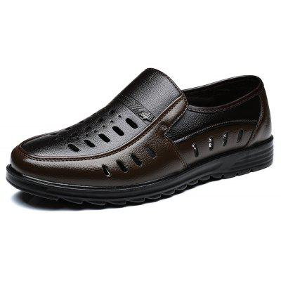 Casual Business Breathable Men's Shoes