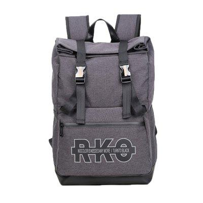 High Capacity Waterproof Computer Business Shoulder Bag for Male