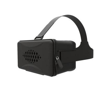 New VR Glass 3D Virtual Reality Box Len Smart Head Mounted 261916801