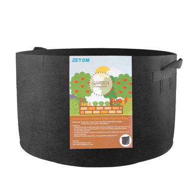 ZETOM Grow Bags, 20 Gallon Thickened Nonwoven Fabric Pots Nursery Garden Pots with Handles Plant Container