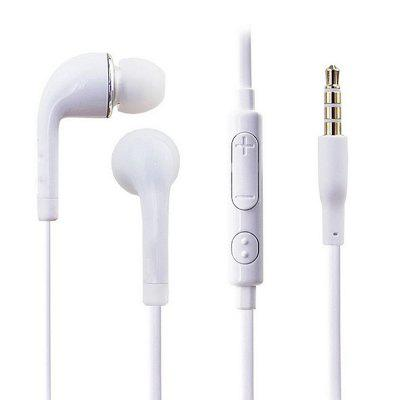Minismile J5 3.5mm Jack In-Ear Style Earphone with Microphone for Phone