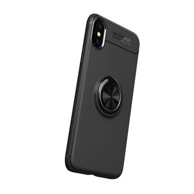 Cover Case for iPhone X Ring Stealth Kickstand 360 Degree Rotating GripiPhone Cases/Covers<br>Cover Case for iPhone X Ring Stealth Kickstand 360 Degree Rotating Grip<br><br>Color: Black,Red<br>Compatible for Apple: iPhone X<br>Features: Cases with Stand, Back Cover<br>Material: TPU<br>Package Contents: 1 x Case<br>Package size (L x W x H): 19.00 x 9.00 x 2.50 cm / 7.48 x 3.54 x 0.98 inches<br>Package weight: 0.0400 kg<br>Product size (L x W x H): 17.00 x 8.00 x 2.00 cm / 6.69 x 3.15 x 0.79 inches<br>Product weight: 0.0300 kg<br>Style: Solid Color