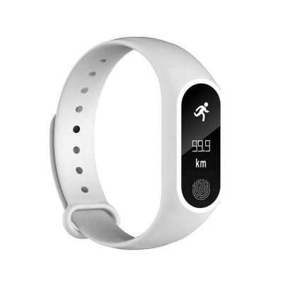 M2 Waterproof Fitness Smart Bracelet Heart Rate Monitor for iPhone Android monitor 19