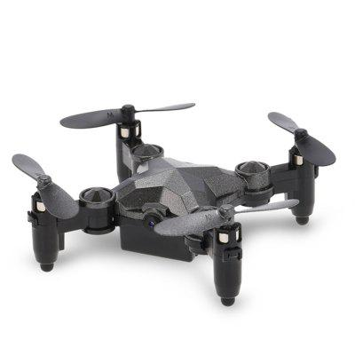 DH800 Mini Foldable  Drone RC Quadcopter WiFi FPV Camera 0.3MP