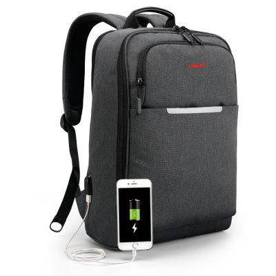 Tigernu T - B3305 Notebook Computer Package Travel Backpack Anti-Theft BagBackpacks<br>Tigernu T - B3305 Notebook Computer Package Travel Backpack Anti-Theft Bag<br><br>Features: Wearable<br>For: Climbing, Cycling, Hiking, Traveling<br>Gender: Unisex<br>Material: Oxford Fabric<br>Package Size(L x W x H): 43.00 x 29.00 x 5.00 cm / 16.93 x 11.42 x 1.97 inches<br>Package weight: 0.9100 kg<br>Packing List: 1 x Backpack<br>Product Size(L x W x H): 43.00 x 29.00 x 15.00 cm / 16.93 x 11.42 x 5.91 inches<br>Product weight: 0.9000 kg<br>Style: Fashion, Business, Casual<br>Type: Backpacks, Zipper