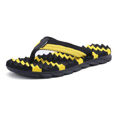 Blade Bumblebee Ultralight Technology Mens SlippersMens Slippers<br>Blade Bumblebee Ultralight Technology Mens Slippers<br><br>Available Size: 41-44<br>Embellishment: None<br>Gender: For Men<br>Outsole Material: Rubber<br>Package Contents: 1 x shoes(pair)<br>Pattern Type: Striped<br>Season: Summer<br>Slipper Type: Indoor<br>Style: Fashion<br>Upper Material: Cloth<br>Weight: 1.7424kg