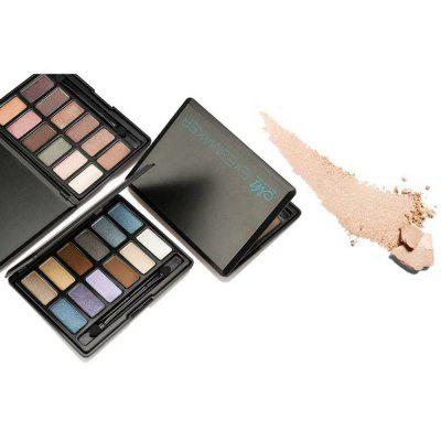 Menow Eye Shadow Illuminating Glow Highlight 12 ColorsEye Makeup<br>Menow Eye Shadow Illuminating Glow Highlight 12 Colors<br><br>Feature: Easy to Wear<br>Formulation: Other<br>Net Content(ml): 124g<br>Package Content: 1 x Eyeshadow Compact<br>Package size (L x W x H): 14.20 x 10.50 x 1.50 cm / 5.59 x 4.13 x 0.59 inches<br>Package weight: 0.1240 kg<br>Product size (L x W x H): 13.90 x 10.10 x 1.50 cm / 5.47 x 3.98 x 0.59 inches<br>Product weight: 0.1240 kg<br>Waterproof / Water-Resistant: Yes