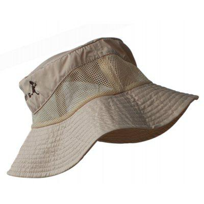 KRFG Outdoor Foldable Fast Dried Cap Adult Fisherman's Hat