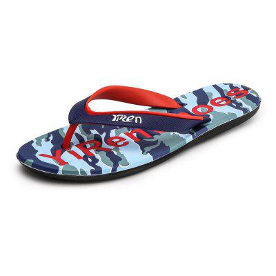 Fashion Camouflage Beach Mens SlippersMens Slippers<br>Fashion Camouflage Beach Mens Slippers<br><br>Available Size: 41-44<br>Embellishment: None<br>Gender: For Men<br>Outsole Material: Rubber<br>Package Contents: 1 shoes(pair)<br>Pattern Type: Striped<br>Season: Summer<br>Slipper Type: Outdoor<br>Style: Fashion<br>Upper Material: Rubber<br>Weight: 1.7424kg