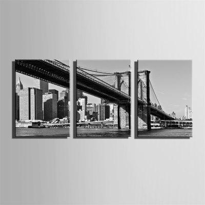 Special Design Frameless Paintings Retro Bridge Print 3PCSPrints<br>Special Design Frameless Paintings Retro Bridge Print 3PCS<br><br>Craft: Print<br>Form: Three Panels<br>Material: Canvas<br>Package Contents: 3 x Print<br>Package size (L x W x H): 26.00 x 37.00 x 5.00 cm / 10.24 x 14.57 x 1.97 inches<br>Package weight: 0.9000 kg<br>Painting: Without Inner Frame<br>Product size (L x W x H): 24.00 x 34.00 x 1.50 cm / 9.45 x 13.39 x 0.59 inches<br>Product weight: 0.8000 kg<br>Shape: Vertical<br>Style: Fashion, Vintage, Active, Casual<br>Subjects: Fashion<br>Suitable Space: Indoor,Outdoor,Cafes,Kids Room,Kids Room,Study Room / Office