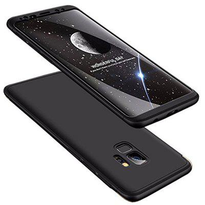 For Samsung Galaxy S9 Plus 360 Full Protection Ultra-Thin Hard Cover Shell