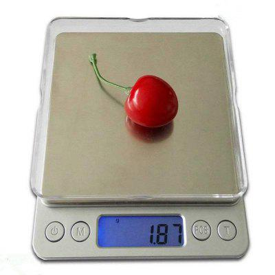 Portable Mini 500g x 0.01g  Electronic Kitchen Jewelry Food Pocket Scales