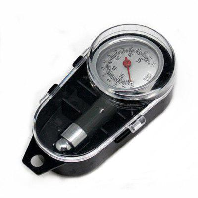 Automobile Tyre Gauge Tire Pressure Table Can Be Deflated Tire