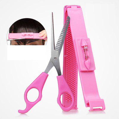 Women Bangs Clipper Tools Hair End Clip Easy Opera Styling Accessories 2 aa powered hair clipper with accessories set