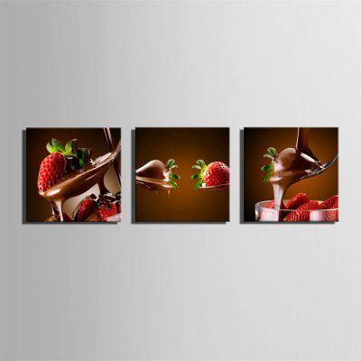 Special Design Frameless Paintings Dessert Print 3PCSPrints<br>Special Design Frameless Paintings Dessert Print 3PCS<br><br>Craft: Print<br>Form: Three Panels<br>Material: Canvas<br>Package Contents: 3 x Print<br>Package size (L x W x H): 32.00 x 33.00 x 5.00 cm / 12.6 x 12.99 x 1.97 inches<br>Package weight: 1.0000 kg<br>Painting: Without Inner Frame<br>Product size (L x W x H): 30.00 x 30.00 x 1.50 cm / 11.81 x 11.81 x 0.59 inches<br>Product weight: 0.9000 kg<br>Shape: Square<br>Style: Fashion, Hipster, Active, Casual<br>Subjects: Fashion<br>Suitable Space: Indoor,Outdoor,Cafes,Kids Room,Kids Room,Study Room / Office