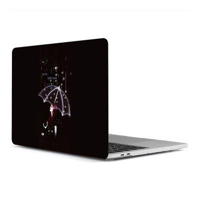 Computer Shell Laptop Case Keyboard Film Surface + Low for MacBook Pro Retina 13.3 inch 3D Small Fresh Series 3