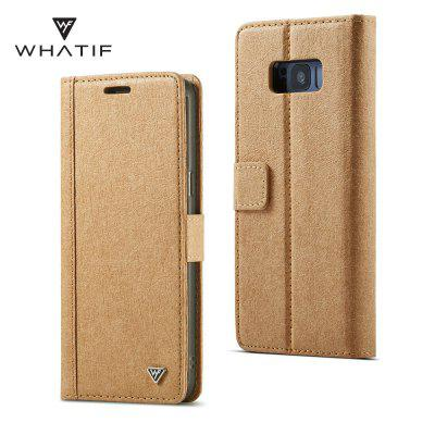 WHATIF for Samsung Galaxy S8 Plus Detachable Wallet Phone Case with DIY FeatureSamsung S Series<br>WHATIF for Samsung Galaxy S8 Plus Detachable Wallet Phone Case with DIY Feature<br><br>Color: Black,Brown<br>Compatible with: Samsung Galaxy S8 Plus<br>Features: Full Body Cases, Bumper Frame, With Credit Card Holder, Button Protector, Anti-knock<br>Material: PC, TPU<br>Package Contents: 1 x Phone Case<br>Package size (L x W x H): 16.50 x 7.80 x 2.10 cm / 6.5 x 3.07 x 0.83 inches<br>Package weight: 0.1120 kg<br>Product size (L x W x H): 16.40 x 7.70 x 2.00 cm / 6.46 x 3.03 x 0.79 inches<br>Product weight: 0.1120 kg<br>Style: Solid Color
