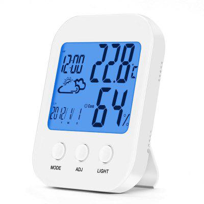 Household Electronic Thermometer for Night Light