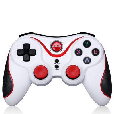 Bluetooth Wireless Game Controller Gamepad Joystick / Stent /  Receiver for Smart Phones/Tablets/TVs/TV Boxes