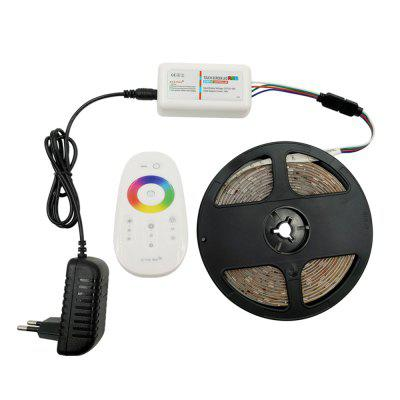 KWB LED Strip Light 5050 SMD 150LEDs 2.4G Wireless Controller and Adapter