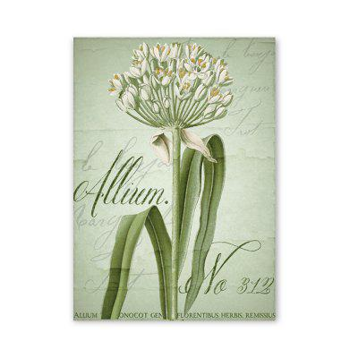W109&amp;12 Allium Unframed Wall Canvas Prints for Home Decorations 2 PCSPrints<br>W109&amp;12 Allium Unframed Wall Canvas Prints for Home Decorations 2 PCS<br><br>Craft: Print<br>Form: Two Panels<br>Material: Canvas<br>Package Contents: 2 x Prints<br>Package size (L x W x H): 30.00 x 4.00 x 4.00 cm / 11.81 x 1.57 x 1.57 inches<br>Package weight: 0.0370 kg<br>Painting: Without Inner Frame<br>Product size (L x W x H): 25.00 x 35.00 x 2.00 cm / 9.84 x 13.78 x 0.79 inches<br>Product weight: 0.0320 kg<br>Shape: Vertical<br>Style: European Style, Artistic Style<br>Subjects: Botanical<br>Suitable Space: Living Room,Bedroom,Dining Room,Office,Hotel,Cafes,Study Room / Office