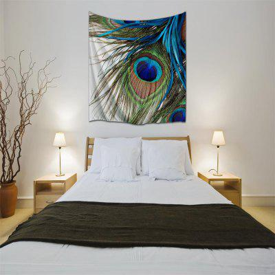 Peacock Feather 3D Printing Home Wall Hanging Tapestry for DecorationTapestries<br>Peacock Feather 3D Printing Home Wall Hanging Tapestry for Decoration<br><br>Package Contents: 1xTapestry<br>Package size (L x W x H): 25.00 x 17.00 x 1.00 cm / 9.84 x 6.69 x 0.39 inches<br>Package weight: 0.1900 kg<br>Product size (L x W x H): 1.00 x 1.00 x 1.00 cm / 0.39 x 0.39 x 0.39 inches<br>Product weight: 0.1900 kg<br>Subjects: Botanical<br>Usage: Christmas, Birthday, Wedding, Party, Others, New Year