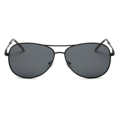 COOLSIR A103 Unisex Classic Polarized Sunglasses Driving GlassesMens Sunglasses<br>COOLSIR A103 Unisex Classic Polarized Sunglasses Driving Glasses<br><br>Frame Length: 134mm<br>Frame material: Alloy<br>Gender: Unisex<br>Group: Adult<br>Lens height: 51mm<br>Lens material: TAC<br>Lens width: 65mm<br>Lenses Optical Attribute: Polarized<br>Nose: 14mm<br>Package Contents: 1 x Pair of Sunglasses<br>Package size (L x W x H): 16.00 x 6.00 x 6.00 cm / 6.3 x 2.36 x 2.36 inches<br>Package weight: 0.1000 kg<br>Product size (L x W x H): 13.40 x 13.30 x 5.10 cm / 5.28 x 5.24 x 2.01 inches<br>Product weight: 0.0300 kg<br>Style: Pilot<br>Temple Length: 133mm