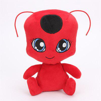 Lovely Red Ladybug Doll Toy