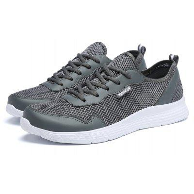 Mesh Casual Breathable Lightweight Men Sports ShoesMen's Sneakers<br>Mesh Casual Breathable Lightweight Men Sports Shoes<br><br>Available Size: 39,40,41,42,43,44,45,46,47,48<br>Closure Type: Lace-Up<br>Feature: Breathable<br>Gender: For Men<br>Outsole Material: Rubber<br>Package Contents: 1 x shoes(pair)<br>Package Size(L x W x H): 33.00 x 21.00 x 9.50 cm / 12.99 x 8.27 x 3.74 inches<br>Package weight: 1.0000 kg<br>Pattern Type: Others<br>Product weight: 1.0000 kg<br>Season: Spring/Fall<br>Upper Material: Cloth