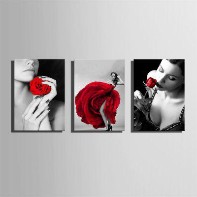 Special Design Frameless Paintings Pleasant Aroma Print 3PCSPrints<br>Special Design Frameless Paintings Pleasant Aroma Print 3PCS<br><br>Craft: Print<br>Form: Three Panels<br>Material: Canvas<br>Package Contents: 3 x Print<br>Package size (L x W x H): 62.00 x 63.00 x 5.00 cm / 24.41 x 24.8 x 1.97 inches<br>Package weight: 2.4500 kg<br>Painting: Without Inner Frame<br>Product size (L x W x H): 60.00 x 60.00 x 1.50 cm / 23.62 x 23.62 x 0.59 inches<br>Product weight: 2.3000 kg<br>Shape: Square<br>Style: Fashion, Hipster, Active, Casual<br>Subjects: Fashion<br>Suitable Space: Indoor,Outdoor,Cafes,Kids Room,Kids Room,Study Room / Office