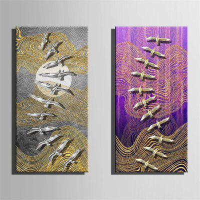 Special Design Frameless Paintings Peace Print 2PCSPrints<br>Special Design Frameless Paintings Peace Print 2PCS<br><br>Craft: Print<br>Form: Two Panels<br>Material: Canvas<br>Package Contents: 2 x Print<br>Package size (L x W x H): 26.00 x 37.00 x 3.50 cm / 10.24 x 14.57 x 1.38 inches<br>Package weight: 0.7000 kg<br>Painting: Without Inner Frame<br>Product size (L x W x H): 24.00 x 34.00 x 1.50 cm / 9.45 x 13.39 x 0.59 inches<br>Product weight: 0.6000 kg<br>Shape: Vertical<br>Style: Fashion, Hipster, Active, Casual<br>Subjects: Fashion<br>Suitable Space: Indoor,Outdoor,Cafes,Kids Room,Kids Room,Study Room / Office