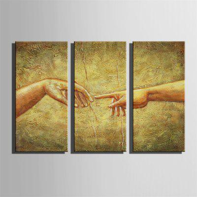Special Design Frameless Paintings Trust Print 3PCSPrints<br>Special Design Frameless Paintings Trust Print 3PCS<br><br>Craft: Print<br>Form: Three Panels<br>Material: Canvas<br>Package Contents: 3 x Print<br>Package size (L x W x H): 62.00 x 43.00 x 5.00 cm / 24.41 x 16.93 x 1.97 inches<br>Package weight: 1.9000 kg<br>Painting: Without Inner Frame<br>Product size (L x W x H): 60.00 x 40.00 x 1.50 cm / 23.62 x 15.75 x 0.59 inches<br>Product weight: 1.8000 kg<br>Shape: Vertical<br>Style: Fashion, Hipster, Active, Casual<br>Subjects: Fashion<br>Suitable Space: Indoor,Outdoor,Cafes,Kids Room,Kids Room,Study Room / Office