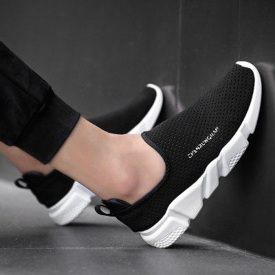 Couple Breathable Sport Hole Summer Slip on Footwear Couple SneakersFlats &amp; Loafers<br>Couple Breathable Sport Hole Summer Slip on Footwear Couple Sneakers<br><br>Available Size: 36-44<br>Closure Type: Slip-On<br>Embellishment: None<br>Gender: For Men<br>Outsole Material: Rubber<br>Package Contents: 1?Shoes(pair)<br>Pattern Type: Solid<br>Season: Summer, Winter, Spring/Fall<br>Toe Shape: Round Toe<br>Toe Style: Closed Toe<br>Upper Material: Cloth<br>Weight: 1.2000kg