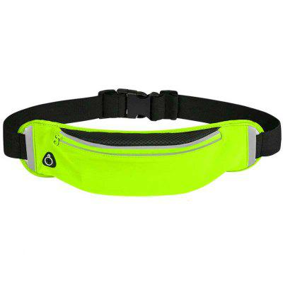 Multifunctional Breathable Waist Bag for Outdoor Sports Mountaineering Running
