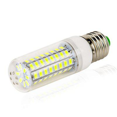YWXLight E27 5730SMD 72LED Corn Bulb Chandelier AC 220-240V
