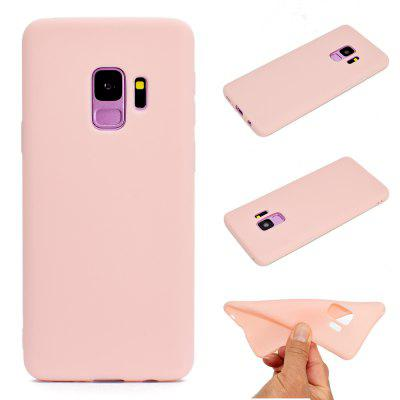 Textured Ultra-Slim TPU Soft Back Case for Samsung Galaxy S9 PlusSamsung S Series<br>Textured Ultra-Slim TPU Soft Back Case for Samsung Galaxy S9 Plus<br><br>Features: Back Cover<br>Material: TPU<br>Package Contents: 1 x Phone Case<br>Package size (L x W x H): 15.00 x 20.00 x 5.00 cm / 5.91 x 7.87 x 1.97 inches<br>Package weight: 0.0300 kg<br>Product size (L x W x H): 15.00 x 7.00 x 0.80 cm / 5.91 x 2.76 x 0.31 inches<br>Product weight: 0.0200 kg<br>Style: Solid Color