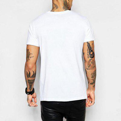 Mens Casual 3D Cat Short Sleeve T-shirt Cotton ShirtsMens Short Sleeve Tees<br>Mens Casual 3D Cat Short Sleeve T-shirt Cotton Shirts<br><br>Fabric Type: Modal<br>Material: Modal<br>Neckline: Round Collar<br>Package Content: 1 x T-shirt<br>Package size: 1.00 x 1.00 x 1.00 cm / 0.39 x 0.39 x 0.39 inches<br>Package weight: 0.1800 kg<br>Pattern Type: Animal<br>Product weight: 0.1700 kg<br>Season: Summer<br>Sleeve Length: Short Sleeves<br>Style: Casual
