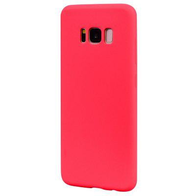 TPU Case for Samsung Galaxy S8 Plus Candy Color Silicone Cover enkay protective tpu back case w holder stand for samsung galaxy note 3 n9000 pink