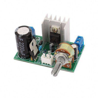 LM317 Power Supply  Plate With Protection 1.25V-37V 1.5A