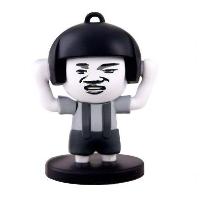 Funny Face Doll Box Hang DecorationNovelty Toys<br>Funny Face Doll Box Hang Decoration<br><br>Features: Soft, Cartoon, DIY Toy<br>Materials: ABS<br>Package Contents: 1 x Doll<br>Package size: 6.00 x 6.00 x 6.00 cm / 2.36 x 2.36 x 2.36 inches<br>Package weight: 0.0800 kg<br>Product size: 6.00 x 6.00 x 6.00 cm / 2.36 x 2.36 x 2.36 inches<br>Product weight: 0.0090 kg<br>Series: Entertainment<br>Theme: Movie and TV