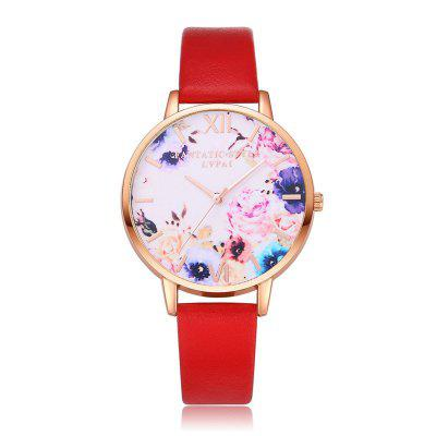 Lvpai P235-1 New Fashion Women's Quartz Watch