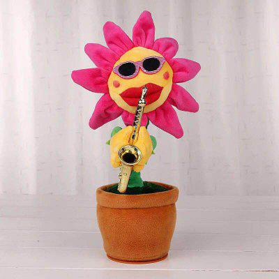 Enchanting Flower Sunflower for Electric Toys