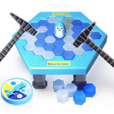 Save Penguins Break Ice Parent-child Interactive Toy
