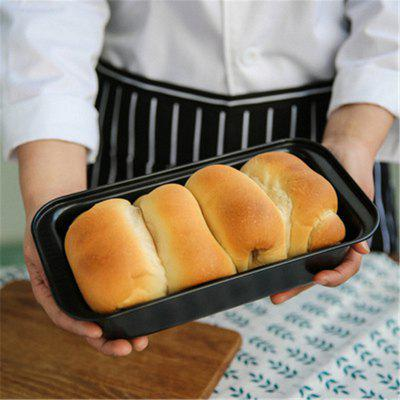 Oven Not Clay Bread Baking Tray MoldBaking &amp; Pastry Tools<br>Oven Not Clay Bread Baking Tray Mold<br><br>Material: High Carbon Steel<br>Package Contents: 1 x Bread Baking Mold<br>Package size (L x W x H): 28.00 x 15.00 x 8.00 cm / 11.02 x 5.91 x 3.15 inches<br>Package weight: 0.2500 kg<br>Product size (L x W x H): 25.00 x 13.00 x 6.00 cm / 9.84 x 5.12 x 2.36 inches<br>Product weight: 0.1800 kg<br>Type: Bakeware