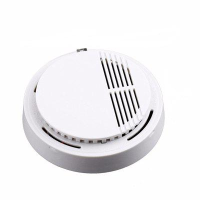 Home Security Rt Smoke Detector Alarm Portable High Sensitive Stable Independent