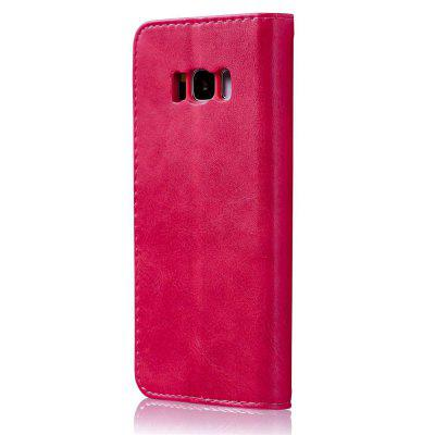 Cover Case for Samsung Galaxy S8 Plus Leather Wallet Silicon Flip Card Slots tablet funda case for samsung galaxy tab a 8 0 t350 t351 t355 p350 cover fashion painted flip silicon pu leather shell