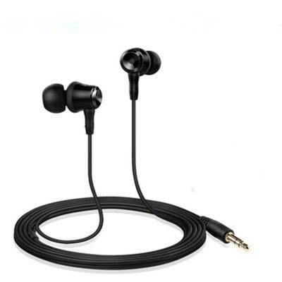 Wired Headset Aluminum with Microphone