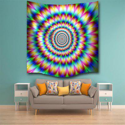 Vertigo 3D Printing Home Wall Hanging Tapestry for DecorationTapestries<br>Vertigo 3D Printing Home Wall Hanging Tapestry for Decoration<br><br>Package Contents: 1xTapestry<br>Package size (L x W x H): 25.00 x 17.00 x 2.00 cm / 9.84 x 6.69 x 0.79 inches<br>Package weight: 0.3800 kg<br>Product size (L x W x H): 1.00 x 1.00 x 1.00 cm / 0.39 x 0.39 x 0.39 inches<br>Product weight: 0.3800 kg<br>Subjects: Botanical<br>Usage: Christmas, Birthday, Wedding, Party, Others, New Year