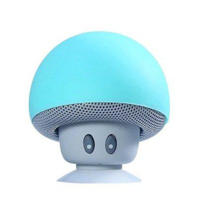 Little Mushroom Head Bluetooth Speaker